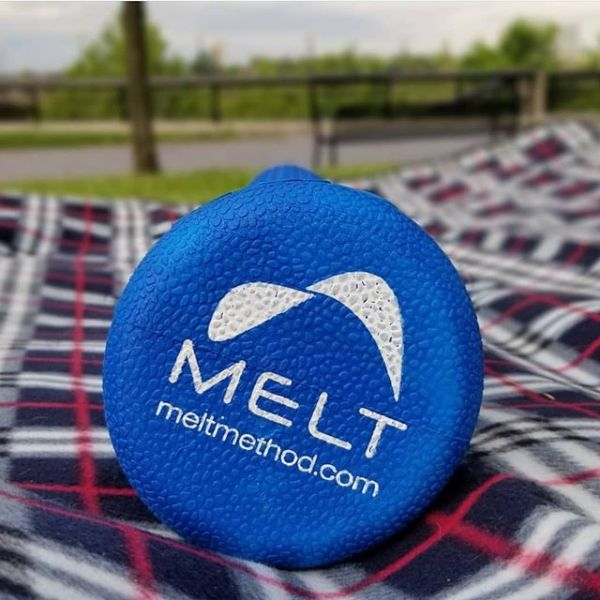 MELTing in Indy today!  #powersofone #powersofoneyoga #meltmethod #melttribe