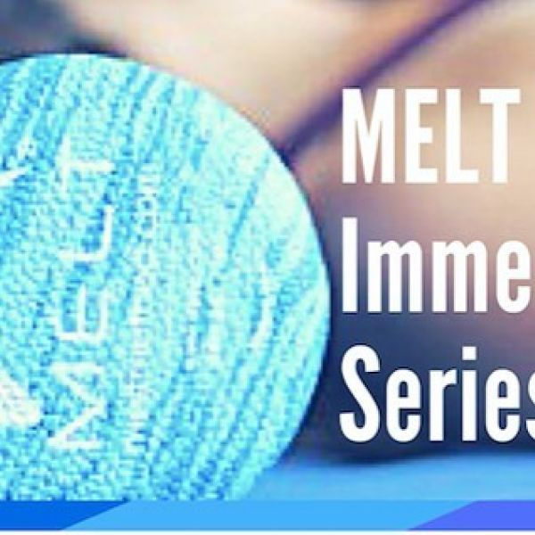 Introducing our first-ever MELT Immersion Series! Join us as we team up with our friends at @mindfulmovements_fw for a deep dive into learning how to incorporate this simple self-care technique into your life to help eliminate pain, release stuck stress, reduce signs of aging, and so much more! Check out www.powersofone.com for more details!