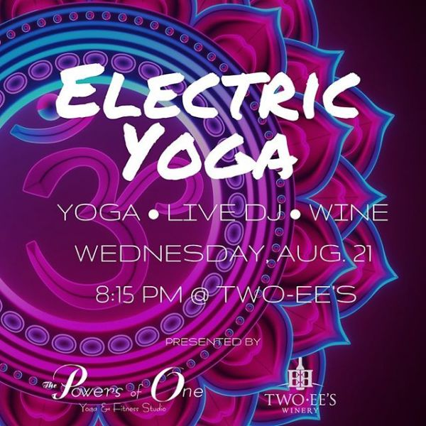 We've teamed up with our friends at @twoeeswinery for a new yoga event! Head over to powersofone.com or our Facebook Events page to learn more and to reserve your spot! You won't want to miss this! #yoga #fortwayneyoga #twoeeswinery #discoverroanoke #yogaflows #powersofone #powersofoneyoga #yogaandwine #huntingtonindiana #roanokeindiana #fortwayneindiana